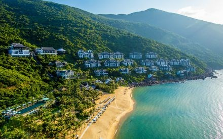 Da Nang sees strong growth in high-end accommodation services hinh anh 1
