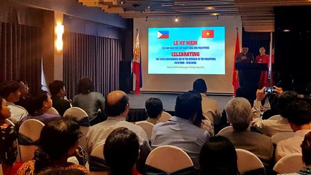Philippine Independence Day celebrated in HCM City hinh anh 1
