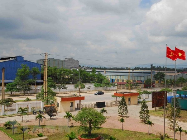 Thai Nguyen: Song Cong city recognised as new-style rural area hinh anh 1
