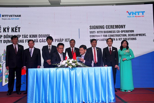 Vietnam, Japan firms partner in smart city building in Binh Duong hinh anh 1