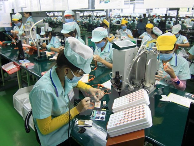 Solutions sought to promote Vietnam's electronic industry hinh anh 1
