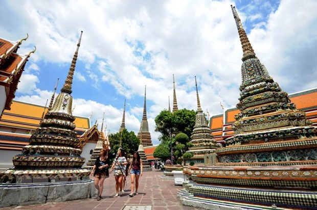Thailand welcomes 2.8 million tourists in May hinh anh 1