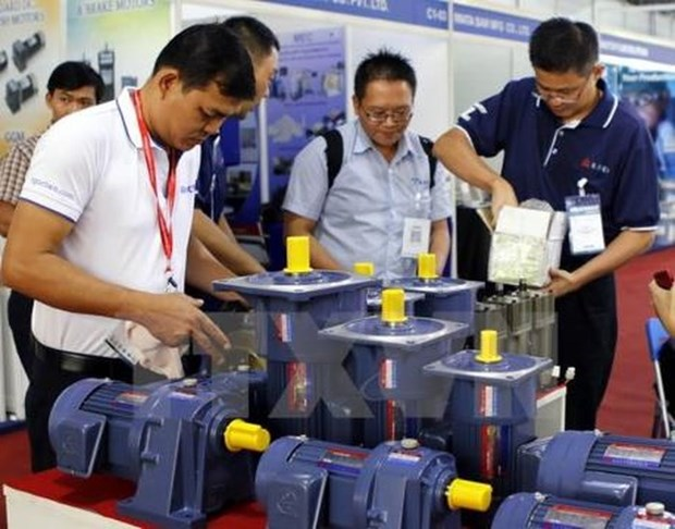 Vietnam businesses attend manufacturing expo in Japan hinh anh 1