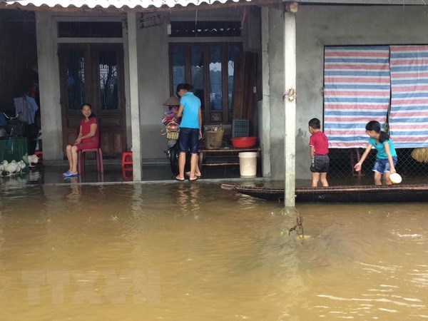Government issues resolution on climate change adaptation hinh anh 1