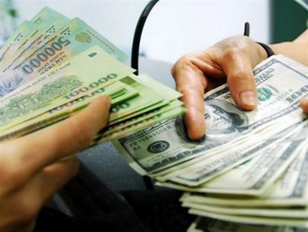 Reference exchange rate resumes rise hinh anh 1
