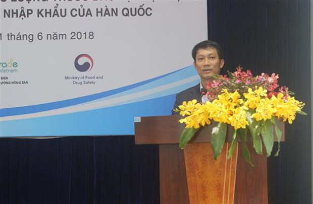 New RoK rules bring challenge, opportunity to Vietnam's farm produce hinh anh 1