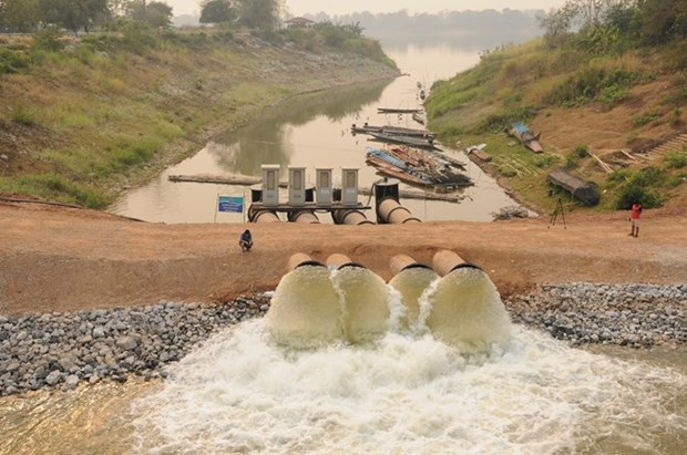 Tay Ninh spends 158 million USD on building irrigation works hinh anh 1