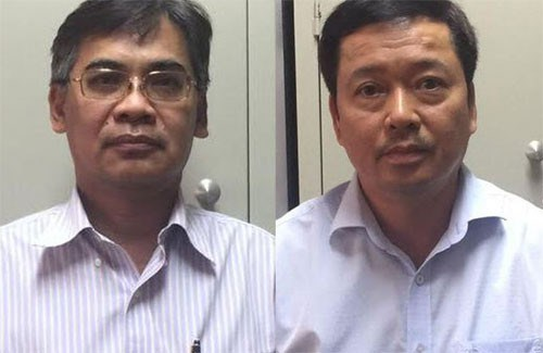 Former petroleum executives prosecuted for trade fraud hinh anh 1