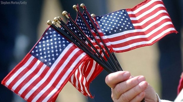 US's 242nd Independence Day celebrated in Hanoi hinh anh 1