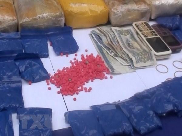 Hanoi: three prosecuted for possessing drug hinh anh 1