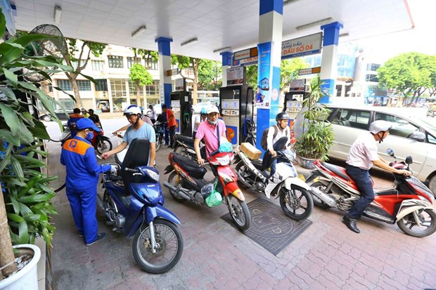 Petrol, oil prices slightly decrease hinh anh 1