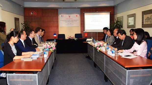 Vietnam, France enhance cultural cooperation hinh anh 1