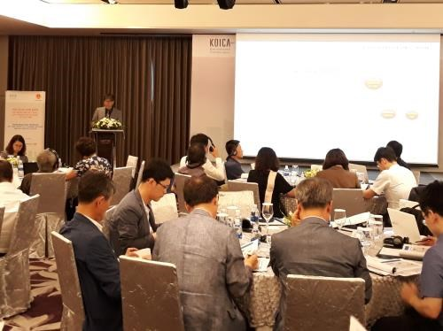 Conference reviews Korean-funded green city planning project hinh anh 1