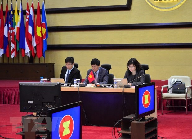 ASEAN, India hold 18th meeting of joint cooperation committee hinh anh 1
