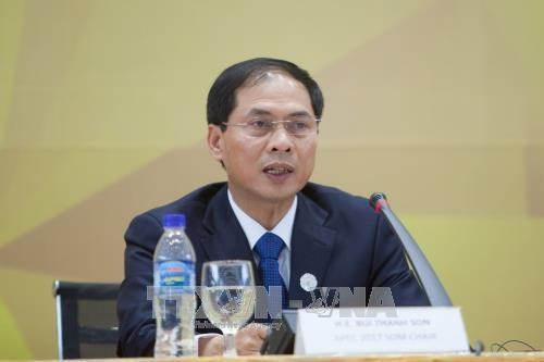 Vietnam steps up ties with Singapore, India hinh anh 1