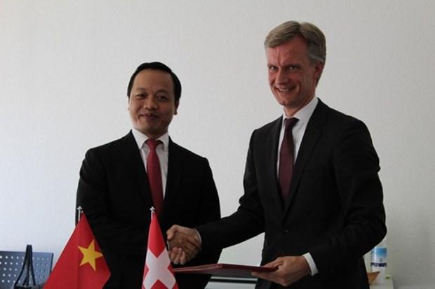 Vietnam, Switzerland step up legislative cooperation hinh anh 1