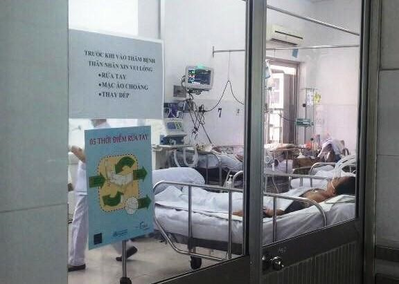 One patient dies of swine flu at Cho Ray Hospital hinh anh 1