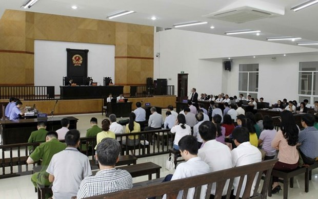 Public trust Party, State's resolve in fighting corruption hinh anh 1