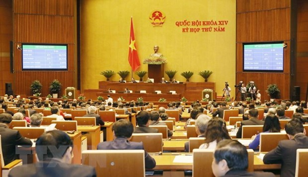 Legislators support extended scope of anti-corruption law hinh anh 1