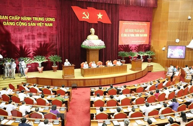 National conference on anti-corruption opens hinh anh 1