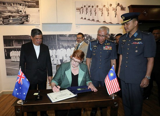 Malaysia, Australia step up cooperation in counterterrorism hinh anh 1