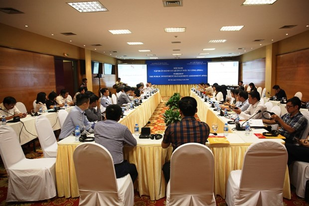 IMF helps with public investment management assessment hinh anh 1