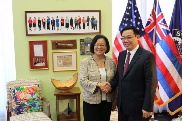 US officials reiterate respect for all-round ties with Vietnam hinh anh 3