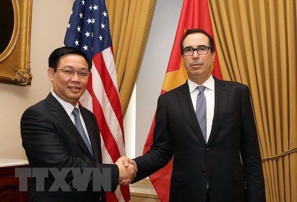 US officials reiterate respect for all-round ties with Vietnam hinh anh 1