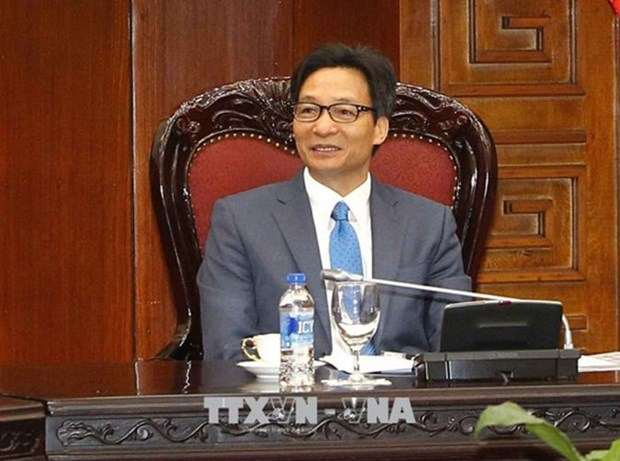Vietnam determined to fulfill 2030 Agenda: Deputy PM hinh anh 1