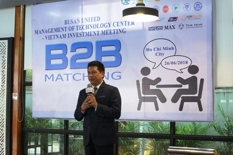 Technical transfer programme brings together Vietnamese, RoK businesses hinh anh 1