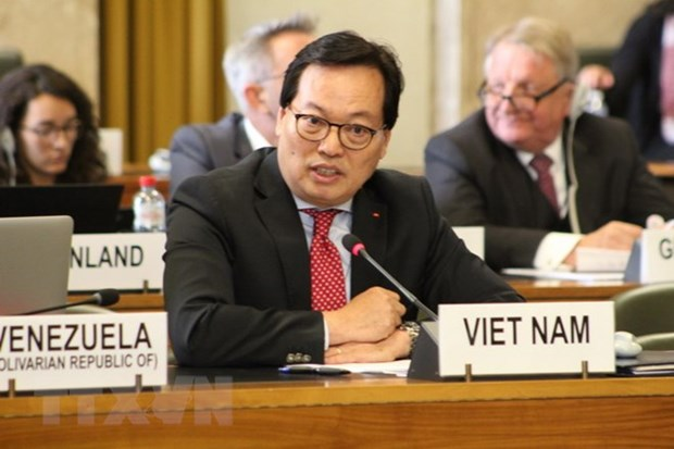 G21 emphasises need for nuclear disarmament hinh anh 1