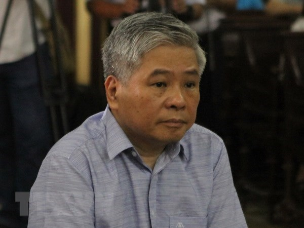 Jail term of 4-5 years proposed for former SBV deputy governor hinh anh 1
