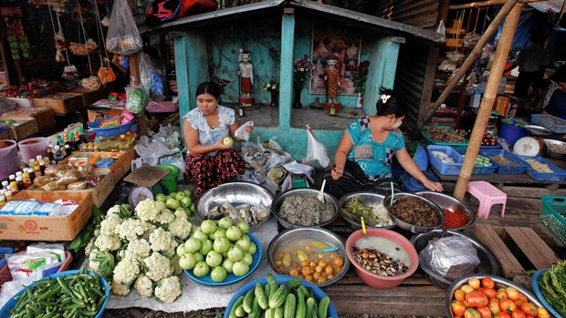 Thailand's border trade likely to reach 1.5 trillion baht target hinh anh 1