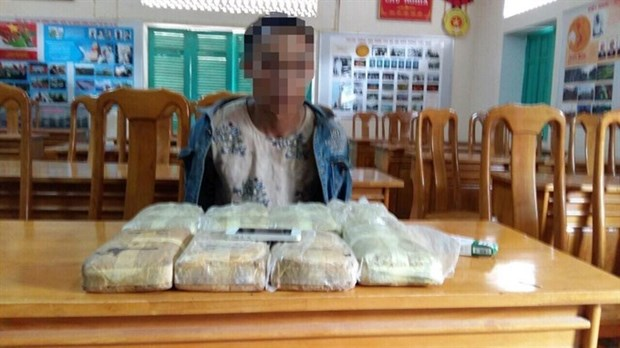 ASEAN fights rise in drug trafficking hinh anh 1