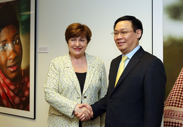 WB, IMF pledge to support Vietnam's development hinh anh 1