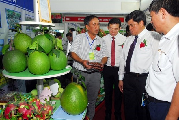 AgroViet 2018 exhibition opens in Da Nang hinh anh 1