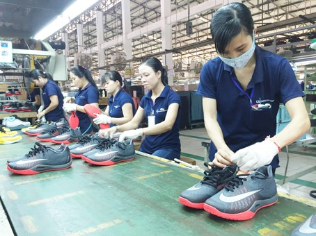 Dong Nai enjoys over-1-billion USD trade surplus in H1 hinh anh 1