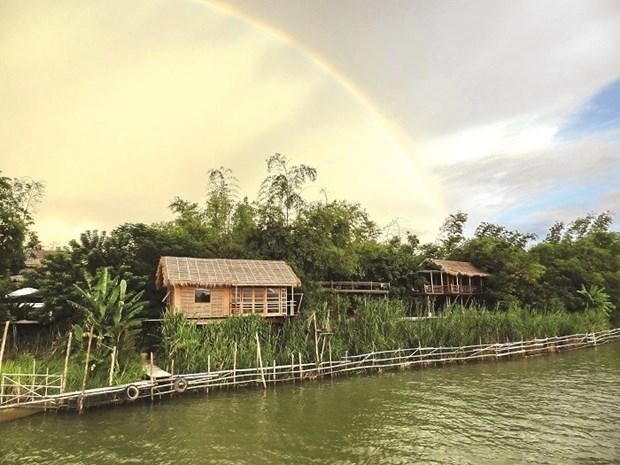 Quang Nam's tourism village pursues green tourism hinh anh 1