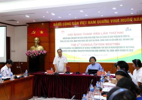 Vietnam looks to integrate UN Sendai Framework into national strategy hinh anh 1
