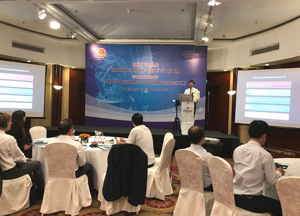 Vietnam urged to maximise benefits from digital economy hinh anh 1