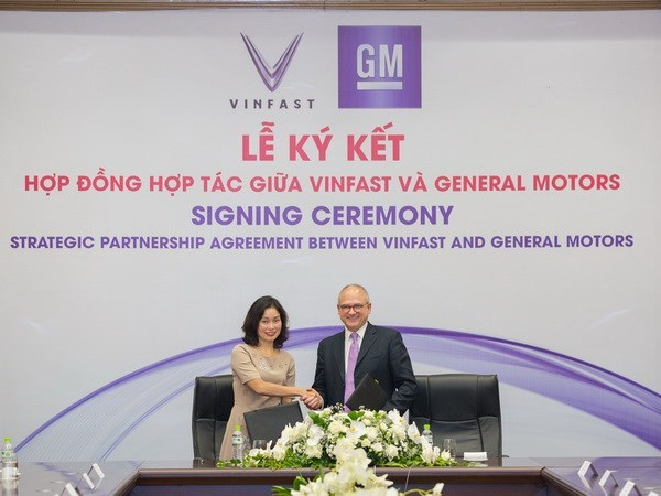 VinFast to distribute Chevrolets in Vietnam hinh anh 1