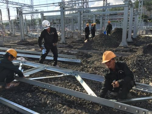 Phu Quoc island invests in six power works hinh anh 1