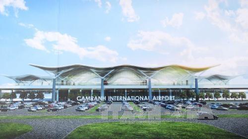 New terminal inaugurated at Cam Ranh Int'l Airport hinh anh 1