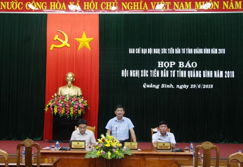 Quang Binh expects to attract 4 billion USD in investment hinh anh 1