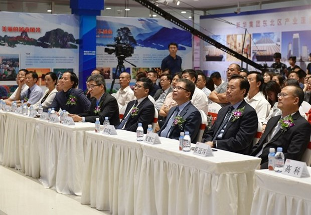 Vietnam promotes tourism in Chinese northeastern province hinh anh 1