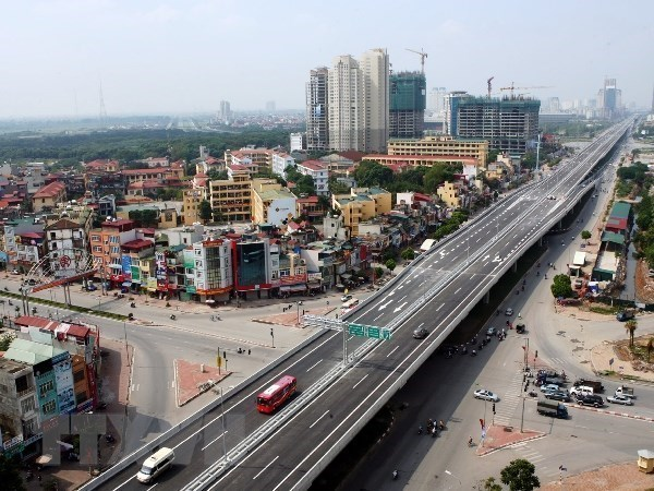 Nine localities record over 10 percent GRDP growth in six months hinh anh 1