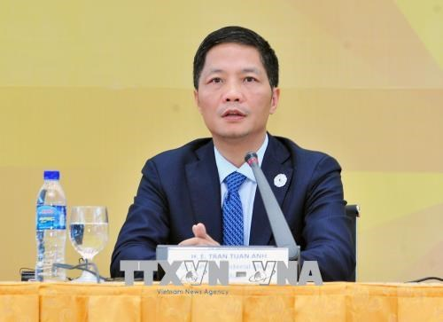 Minister proposes Vietnam-Japan cooperation programme on CPTPP hinh anh 1