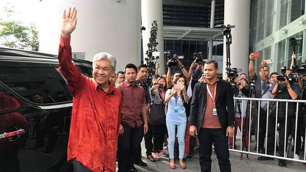 Malaysia: UMNO President questioned over links to 1MDB scandal hinh anh 1