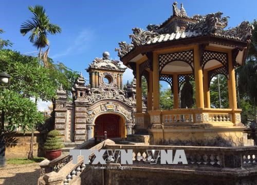 Digital project helps preserve Hue historical monuments hinh anh 1