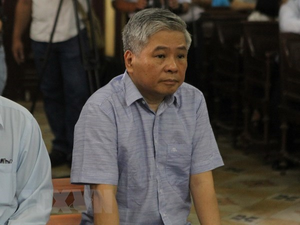 Former SBV Deputy Governor gets 3 years in jail hinh anh 1